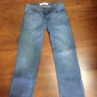 Levi's 505 Regular Pants
