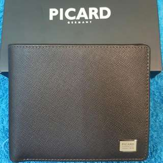 PICARD Brand New Leather  Wallet