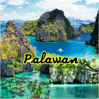 Puerto Princesa and El Nido Day Tour Package