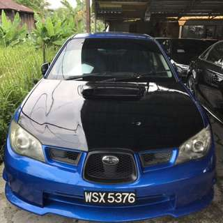 Subaru Impreza Sti WRX - 2005/2008