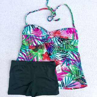 Tankini With Pair