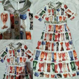 Authentic Dolce & Gabbana Dress