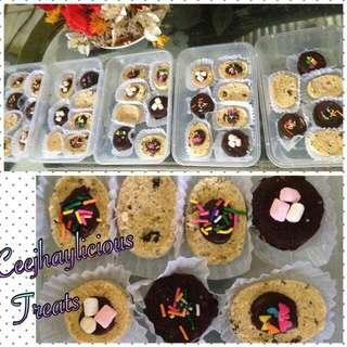 Polvoron Flavored Cookies N Cream
