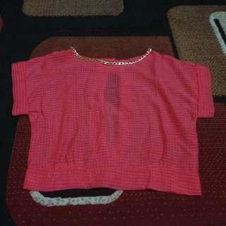 thin shirt