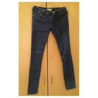 50%深藍牛仔褲