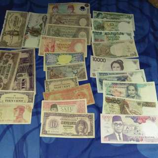 jual uang kuno..take all..minat?chat lgsg