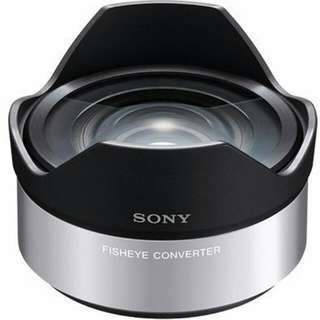 Sony Fish Eye Converter Lens VCL-ECF1 E-mount