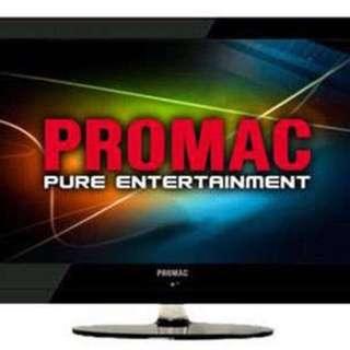 """Promac 32"""" Led Tv"""