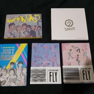 Got7 Albums For Sale