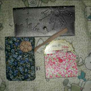 TAKE ALL Wallet, Pouch, Card Holder