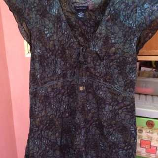 Calvin Klein Top Size L used once