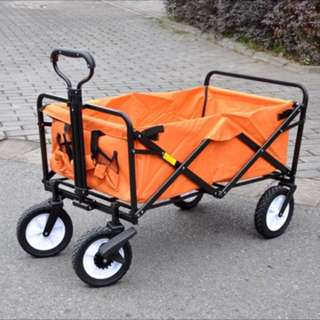 Multifunction Push Cart