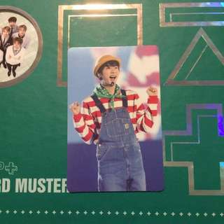 BTS 3rd muster DVD Jin pc