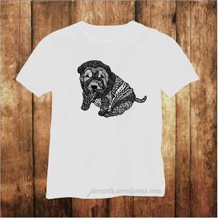 Shar Pei Puppy T-Shirt