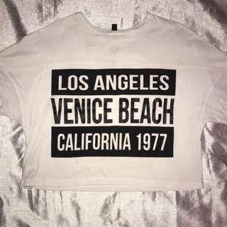 LA Cropped Shirt // MNG 🌸