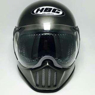 Jet Pilot Helmet Design For Motorbike