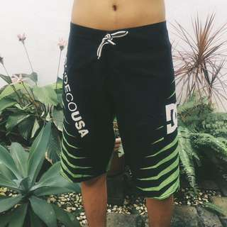 DC's Surfing Shorts