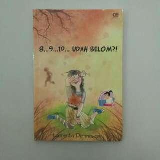 Novel 8..9..10.. UDAH BELOM?!