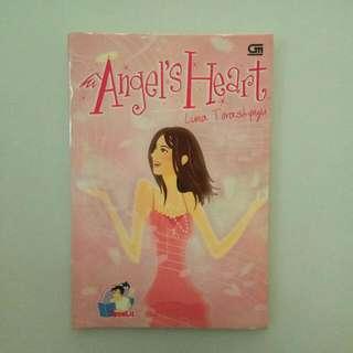Novel ANGEL'S HEART
