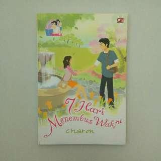 Novel 7 HARI MENEMBUS WAKTU
