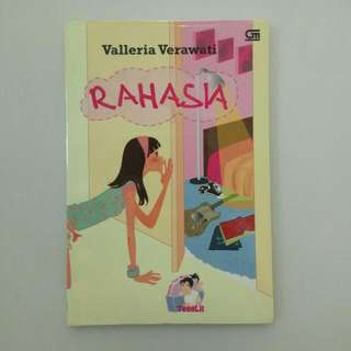 Novel RAHASIA