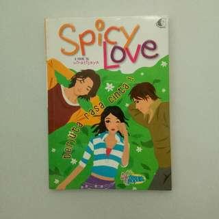 Novel SPICY LOVE