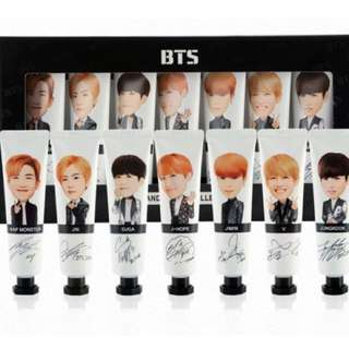 [SHARE] BTS HAND CREAM