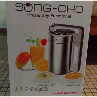 Song Cho Soup Maker