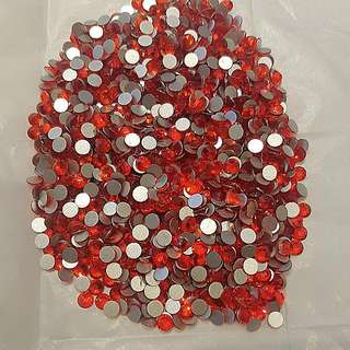 CHEAPEST in town! Swarovski Elements Quality Crystal Light Siam Red Various Sizes available #1212yes