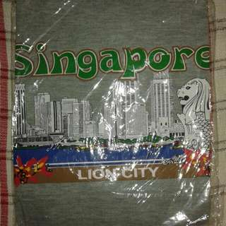 REPRICED: Merlion Shirt