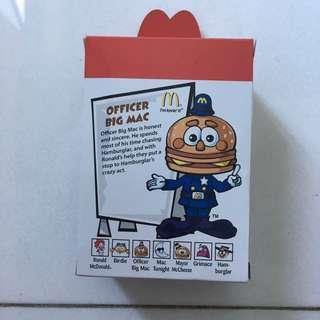 麥當勞公仔