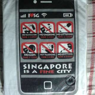 REPRICED: Singapore is a Fine City Shirt