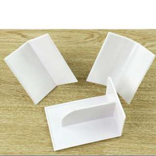 3-pc Fondant Cake Edge Smoother, Brand New