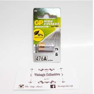 Original GP High Voltage 4LR44 6V Battery (476A)