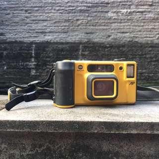 Kamera Analog WATERPROOF Minolta Weathermatic Dual 35