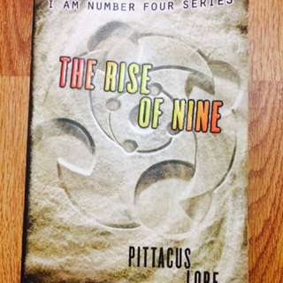 I am Number Four (The Rise of Nine)