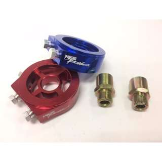 HKS OIL FILTER ADAPTER