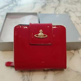 Vivienne Westwood Wallet Red