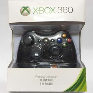 Wireless Microsoft Xbox 360 Controller - Original (Brand New)