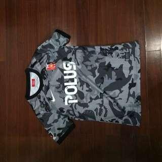 NIKE exclusive FC urawa red diamond jersey