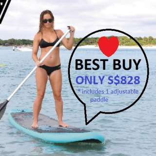 Inflatable SUP (Stand Up Paddle) Board