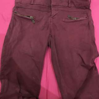 Pull And Bear Trouser