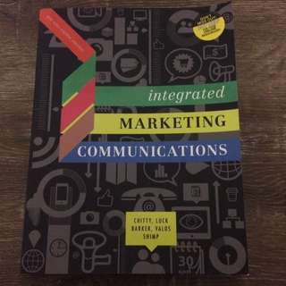 Integrated Marketing Communications 4th Asia-Pacific Edition