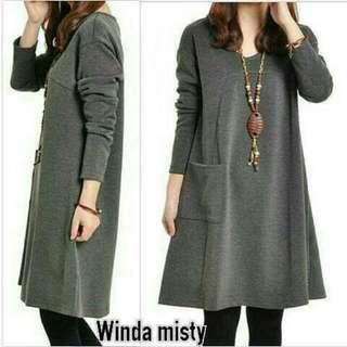 WINDA MISTY DRESS • BHB