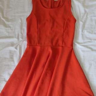 Ponkan Dress