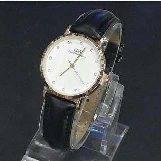 Jam Tangan Wanita Terlaris Dw Leather