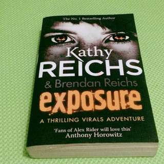 Exposure by Kathy and Brendan Reichs
