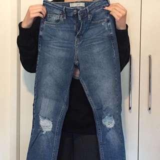 Topshop Women's Jeans