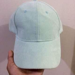 Velvet Korean Cap