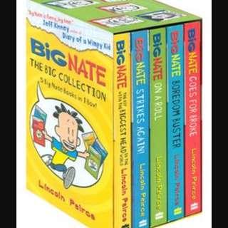Big Nate Books